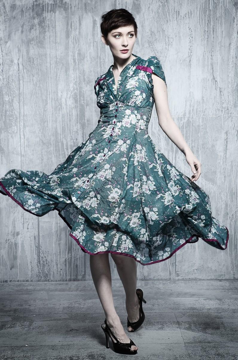 Fashion photography by Birmingham photographer Paul Ward