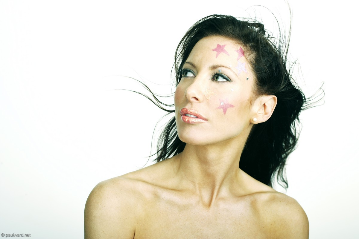 Makeup artist portfolio shoots Birmingham