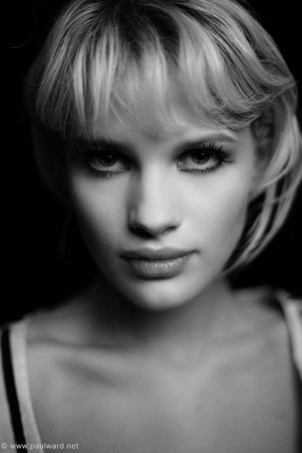 model portfolio shoot photography by Birmingham photographer Paul Ward