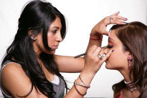 Makeup portfolio shoots photography by Birmingham photographer Paul Ward