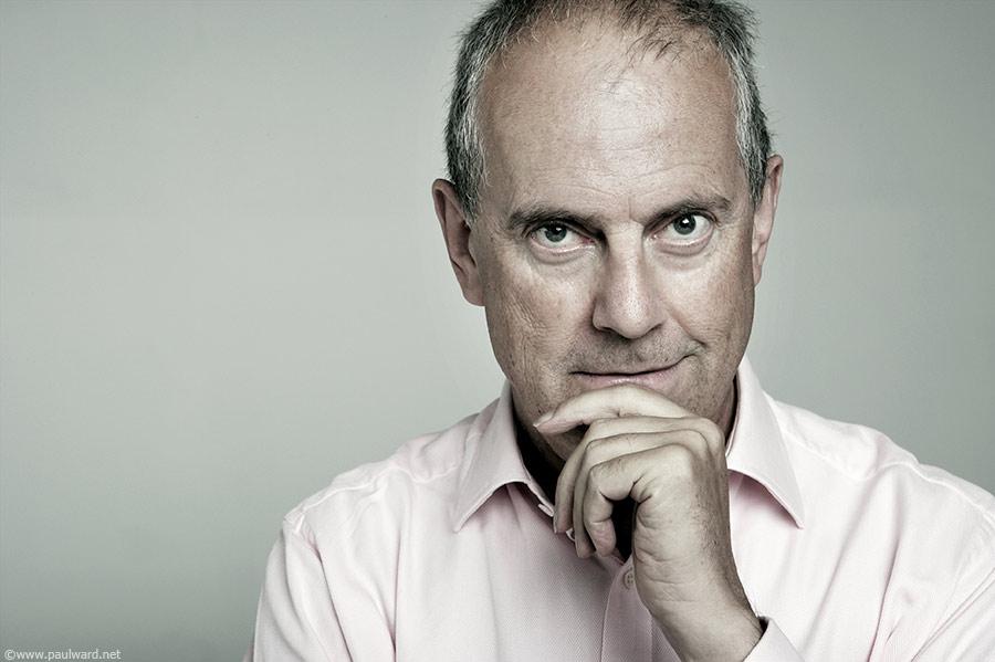 Gyles Brandreth Actors headshot photography by Birmingham photographer Paul Ward