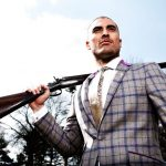 menswear Fashion photography by Birmingham photographer Paul Ward