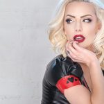 Latex Fashion photography by Birmingham photographer Paul Ward