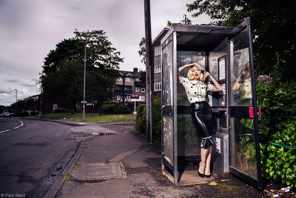 British photography awards fashion catagory image by Birmingham photographer Paul Ward