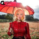 Fashion shoot for Catalyst latex by Birmingham photographer Paul Ward