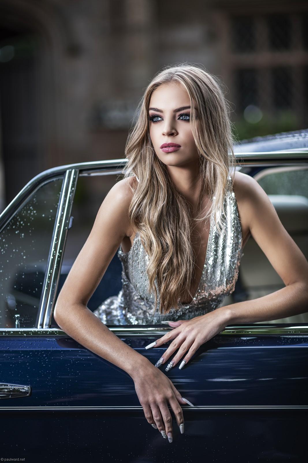 Fashion photographer birmingham, Model Lucia Needham by Paul Ward