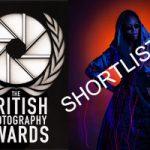 British Photography Awards, shortlisted Fashion photographer birmingham, Model Christina Mcintosh wearing Disorder clothes by Paul Ward